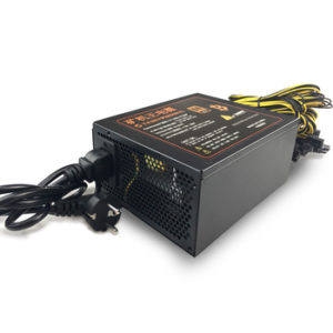 Buy 1600W PFC function Bitcoin Mining Machine Power Supply ASIC Mining Power Supply 1600W PSU APW3++ for Bitcoin Antminer R4 S9i A3