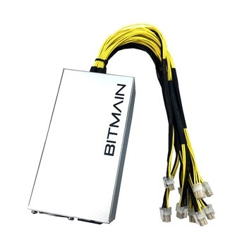 Buy 1800W ATX PSU BTC LTC DASH BITMAIN APW7 1800W Power Supply For Antminer S9 S9i Z9 L3+ D3 T9+ E3 Innosilicon A9 D9 A10 ETH PSU