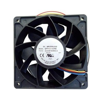 Buy Universal 7500RPM Cooling Fan Cooler Replacement 4-Pin Connector for Antminer Bitmain S7 S9