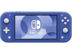 Игровая приставка Nintendo Switch Lite Blue (Синий)