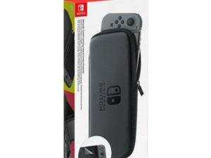Чехол и защитная пленка для Nintendo Switch