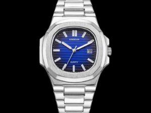 Купить KIMSDUN Men's Watch Luxury Brand Top Quality 2021 Stainless Steel Timing Sport Waterproof  Calendar Wristwatch Relogio Masculino цена вас порадует