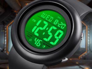 Купить SKMEI Women Men Watches Fashion Chronograph Clock Digital Wristwatch Luminous Display For Gift Waterproof Sport Watch цена вас порадует
