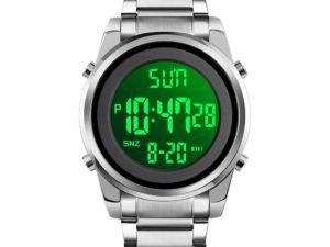 Купить SKMEI Japan Digital movement Male Wristwatch Countdown Calendar Alarm LED Display Men Electronic Clock Relojes Para hombre 1611 цена вас порадует
