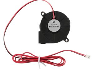 Купить Aokin 5015 Fan 12V 24V for Anet A8 A6 DC Cooling Fan Ultra-quiet Oil Bearing about 7500 RPM Turbo Fan For 3D Printer 5015 Blower цена вас порадует